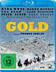 Gold (2013) Blu-ray