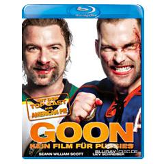 Goon Kein Film Für Pussies Ch Import Blu Ray Film Details