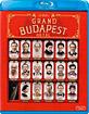 Grand Budapest Hotel (CH Import) Blu-ray