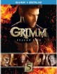 Grimm: Season Five (Blu-ray + UV Copy) (US Import ohne dt. Ton) Blu-ray