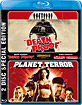 Grindhouse-Box: Death Proof - Todsicher und Planet Terror (CH Import) Blu-ray