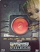 Guardianes De La Galaxia Vol. 2 3D - Edición Metálica (Blu-ray 3D + Blu-ray) (ES Import ohne dt. Ton) Blu-ray