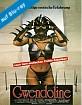 Gwendoline 4K (Limited Mediabook Edition) (4K UHD + Blu-ray) Blu-ray