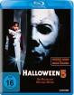 Halloween 5 - Die Rache des Michael Myers (Uncut) (2. Neuauflage) Blu-ray