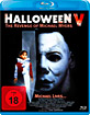 Halloween V - The Revenge of Michael Myers Blu-ray