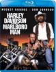 Harley Davidson and the Marlboro Man (1991) (Region A - US Import ohne dt. Ton) Blu-ray