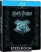 Harry Potter - La Saga Completa - Edición Metálica (ES Import) Blu-ray
