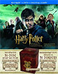Harry Potter Wizard's Collection (Blu-ray 3D + Blu-ray + DVD + UV Copy) (CA Import ohne dt. Ton) Blu-ray