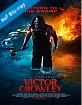 Hatchet - Victor Crowley (Limited Mediabook Edition) (Cover A) Blu-ray