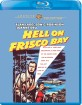 Hell on Frisco Bay (1955) - Warner Archive Collection (US Import ohne dt. Ton) Blu-ray