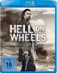 Hell on Wheels - Die komplette vierte Staffel (Neuauflage) Blu-ray
