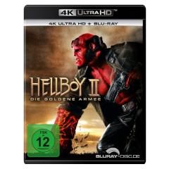 hellboy 2 die goldene armee 4k 4k uhd blu ray blu ray. Black Bedroom Furniture Sets. Home Design Ideas