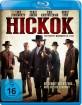 Hickok (2017) Blu-ray