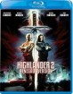 Highlander 2: Renegade Version (1991) (Region A - US Import ohne dt. Ton) Blu-ray