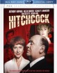Hitchcock (2012) (Blu-ray + DVD + Digital Copy + UV Copy) (Region A - US Import ohne dt. Ton) Blu-ray