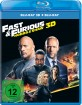 Fast & Furious: Hobbs & Shaw 3D (Blu-ray 3D + Blu-ray)