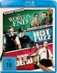 Hot Fuzz + Shaun of the Dead + The World's End (Cornetto Trilogie) (3 on 1)