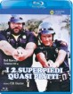 I 2 superpiedi quasi piatti (Neuauflage) (IT Import ohne dt. Ton) Blu-ray