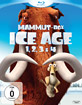Ice Age 1-4 - Mammut-Box Blu-ray