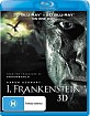 I, Frankenstein 3D (AU Import ohne dt. Ton) Blu-ray
