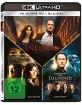 Illuminati 4K + Inferno (2016) 4K + The Da Vinci Code - Sakrileg