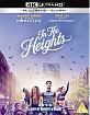 In the Heights (2021) 4K (4K UHD + Blu-ray) (UK Import) Blu-ray
