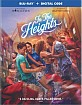 In the Heights (2021) (Blu-ray + Digital Copy) (US Import) Blu-ray