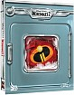 Incredibles 2 3D - SM Life Design Group Blu-ray Collection Slipcover (Blu-ray 3D + Blu-ray + Bonus Blu-ray) (KR Import ohne dt. Ton)