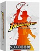 Indiana Jones (4-Movie-Collection) 4K (Limited Steelbook Edition