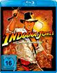 Indiana Jones - Die Quadrilogie (Neuauflage) Blu-ray