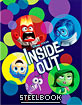 Inside Out (2015) 3D - KimchiDVD Exclusive Limited Full Slip Type B Edition Steelbook (KR Import ohne dt. Ton)