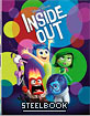 Inside Out (2015) 3D - KimchiDVD Exclusive Limited Lenticular Slip Edition Steelbook (KR Import ohne dt. Ton)