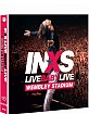 INXS - Live Baby Live at Wembley Stadium (1991) (Limited Digipak Edition) (Blu-ray + 2 CD) Blu-ray
