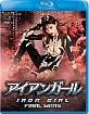 Iron Girl: Final Wars (Region A - US Import ohne dt. Ton) Blu-ray
