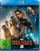 Iron Man 3 3D - Limited Lenticular Edition (Blu-ray 3D) (CH Import) Blu-ray