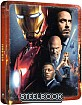 Iron Man 4K - Zavvi Exclusive Limited Edition Steelbook (4K UHD + Blu-ray) (UK Import ohne dt. Ton)