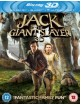 Jack the Giant Slayer 3D (Blu-ray 3D + Blu-ray + UV Copy) (UK Import) Blu-ray