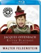 Jacques Offenbach - Ritter Blaubart (Walter Felsenstein Edition) (Remastered Edition) Blu-ray