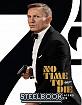 James Bond 007: Mourir Peut Attendre - FNAC Exclusive Édition Boîtier Steelbook (FR Import ohne dt. Ton)