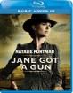 Jane Got a Gun (2015) (Blu-ray + UV Copy) (Region A - US Import ohne dt. Ton) Blu-ray