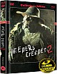Jeepers Creepers 2 - EYK Media Limited Mediabook Cover A (Blu-ray + DVD) Blu-ray