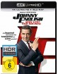 Johnny English - Man lebt nur dreimal 4K (4K UHD + Blu-ray)