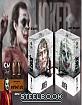 Joker (2019) 4K - Cine-Museum Art #20 Steelbook - Box Set (4K UHD + Blu-ray) (IT Import ohne dt. Ton)