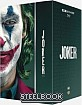 Joker (2019) 4K - U'Mania Exclusive Selective No.6 Steelbook - One-Click Box Set (4K UHD + Blu-ray) (KR Import)