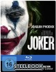 Joker (2019) (Limited Steelbook Edition) (Cover B) Blu-ray