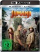 Jumanji - The Next Level 4K (4K UHD + Blu-ray) Blu-ray
