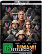 Jumanji - The Next Level 4K (Limited Steelbook Edition) (4K UHD + Blu-ray) Blu-ray