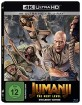 Jumanji - The Next Level 4K (Limited Steelbook Edition) (4K UHD