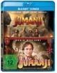 Jumanji & Jumanji: Willkommen im Dschungel (Doppelset) Blu-ray