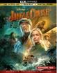 Jungle Cruise (2021) 4K (4K UHD + Blu-ray + Digital Copy) (US Import ohne dt. Ton) Blu-ray